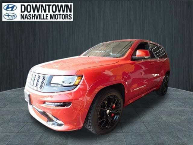 Used 2016 Jeep Grand Cherokee SRT 4x4 SUV Nashville, TN