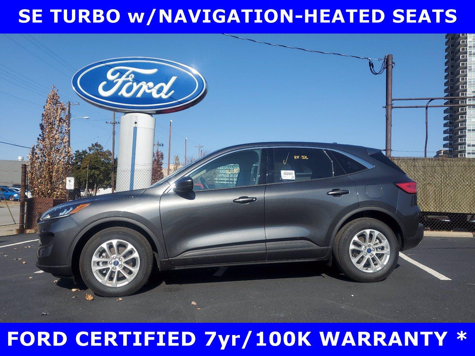 2020 Ford Escape SE TURBO w/NAVIGATION-Htd SEATS SUV