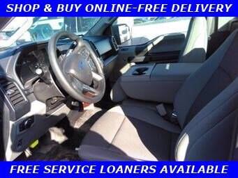 2020 Ford F-150 XL 3.3L V6 w/TOW-Pwr EQUIP-101A Pkg Truck Regular Cab