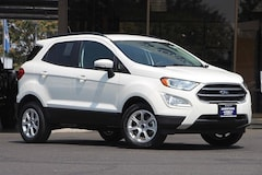 2018 Ford EcoSport SE SUV MAJ6P1UL8JC201084