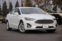 2020 Ford Fusion Energi Titanium Sedan 3FA6P0SU8LR239294