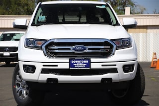 2021 Ford Ranger Lariat Truck SuperCab 1FTER1FH0MLD18316