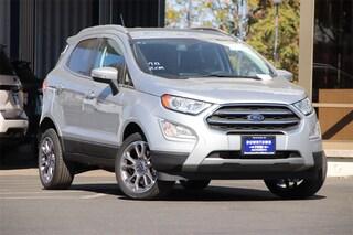 2020 Ford EcoSport Titanium SUV MAJ6S3KL4LC317303