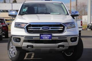 2021 Ford Ranger Lariat Truck SuperCrew 1FTER4FH4MLD10723