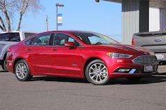 2017 Ford Fusion Energi SE Luxury Energy Sedan