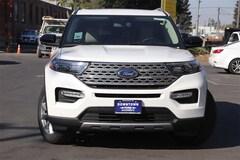 2021 Ford Explorer Limited SUV 1FMSK8FH9MGA06094