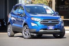 2020 Ford EcoSport Titanium SUV MAJ6S3KL2LC317302