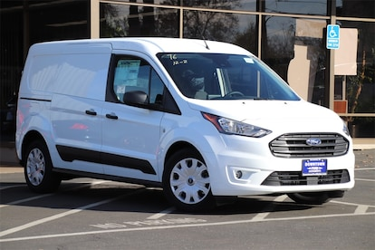 new 2020 fordtransit connect xlt van cargo van downtown ford sales