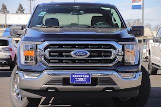 2021 Ford F-150 XLT Truck SuperCrew Cab 1FTFW1E85MKD23046