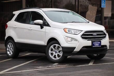 2020 Ford EcoSport SE SUV MAJ6S3GL1LC331734