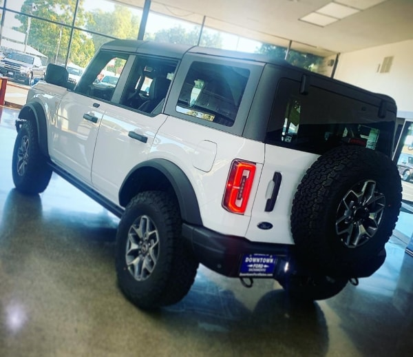 New Ford Bronco For Sale Elk Grove