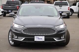 2020 Ford Fusion Energi Titanium Sedan 3FA6P0SU2LR240117