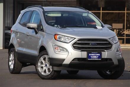 2020 Ford EcoSport SE SUV MAJ6S3GL6LC323368