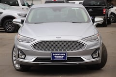 2020 Ford Fusion Energi Titanium Sedan 3FA6P0SUXLR245128