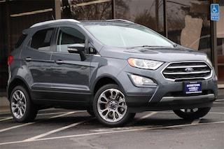 2020 Ford EcoSport Titanium SUV MAJ6S3KL4LC330133