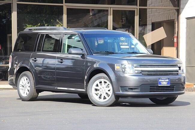 2019 Ford Flex SE SUV 2FMGK5B80KBA01574