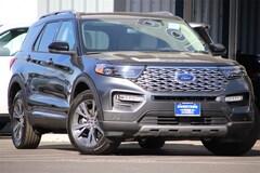 2020 Ford Explorer Platinum SUV 1FM5K8HC4LGA45110