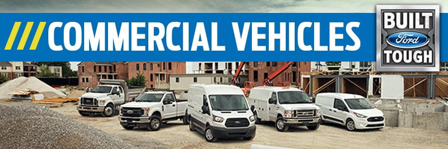 Ford Commercial vehicles for sale near roseville ca