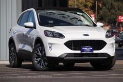 2020 Ford Escape Titanium SUV 1FMCU9J93LUA36177