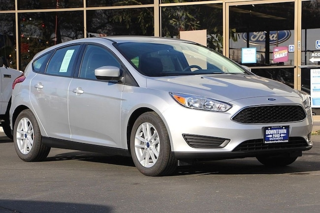2018 Ford Focus SE Hatchback 1FADP3K21JL217690