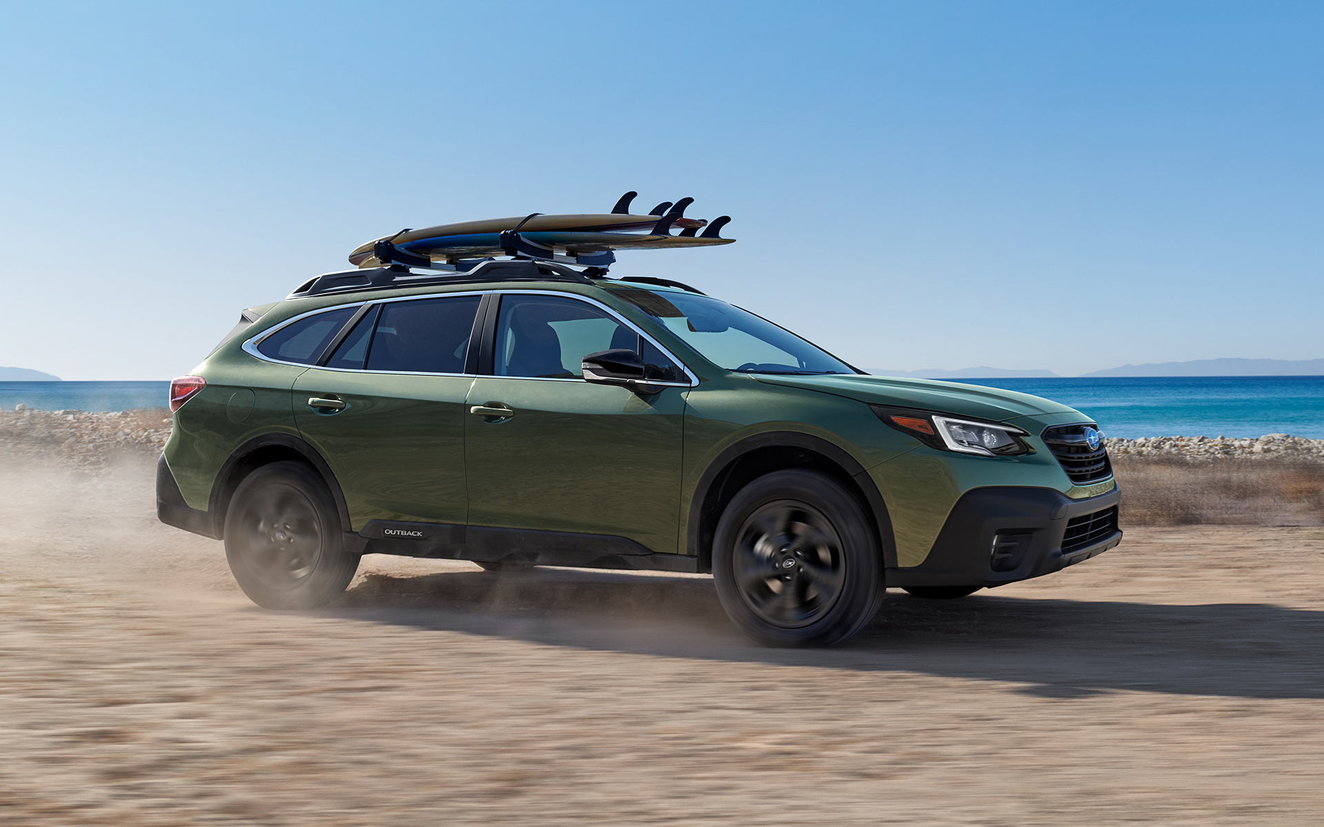 Learn More About the Powerful New 2020 Subaru Outback