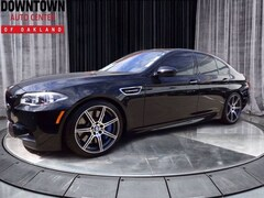 Used 2016 BMW M5 Sedan for sale in Oakland