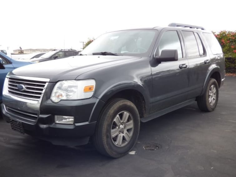 Used 2010 Ford Explorer XLT SUV Oakland CA
