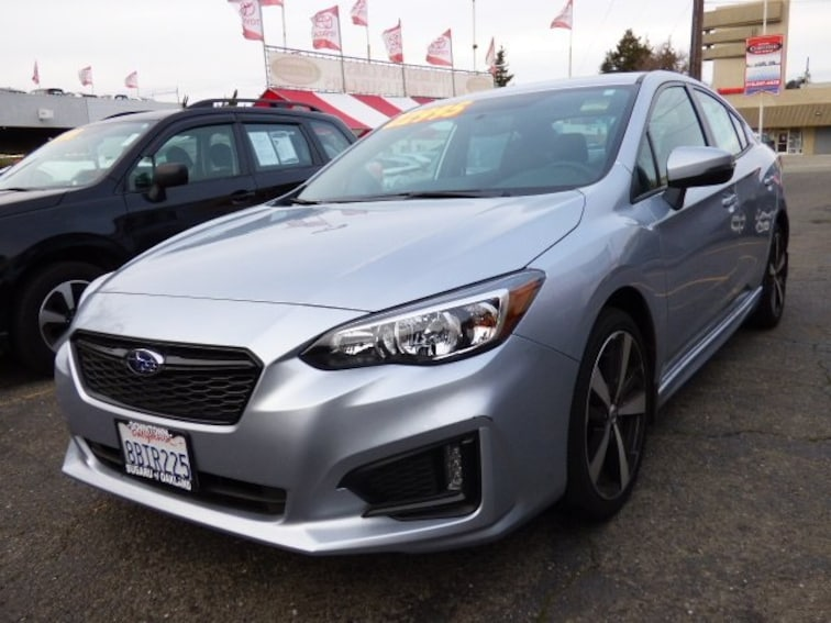 Certified 2017 Subaru Impreza 2.0i Sport Sedan Oakland CA