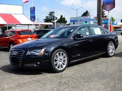 Used 2013 Audi A8 L 3.0T (Tiptronic) Sedan for sale in Oakland
