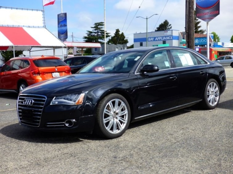 Used 2013 Audi A8 L 3.0T (Tiptronic) Sedan Oakland CA