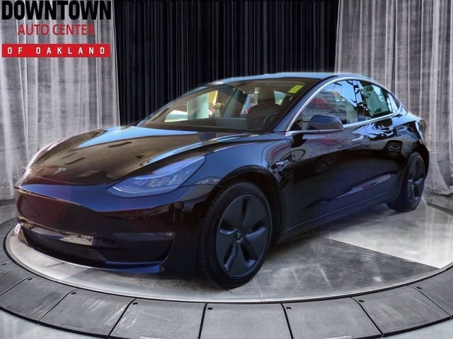Used Tesla Model 3 Oakland Ca