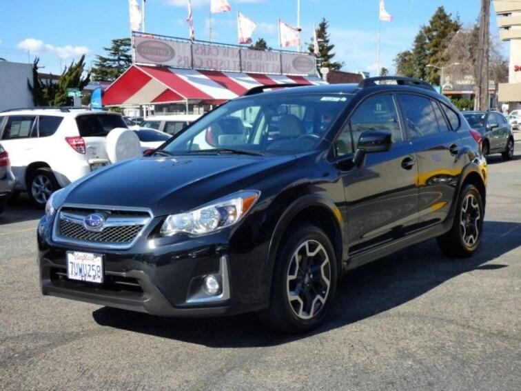 Certified 2016 Subaru Crosstrek 2.0i SUV Oakland CA