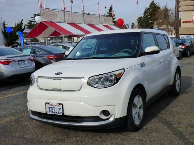 Used 2015 Kia Soul EV Hatchback Oakland CA