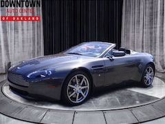 Used 2008 Aston Martin V8 Vantage Convertible for sale in Oakland