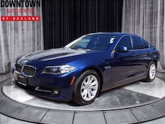 Used 2016 BMW 528i Sedan for sale in Oakland