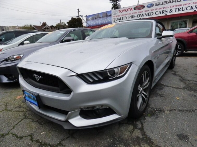Used 2016 Ford Mustang GT Premium Convertible Oakland CA