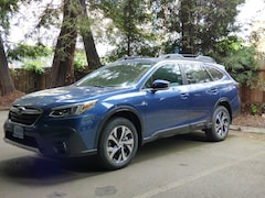 New 2020 Subaru Outback Limited SUV Oakland CA