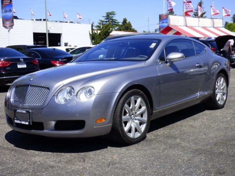 Used 2006 Bentley Continental GT Base Coupe Oakland CA