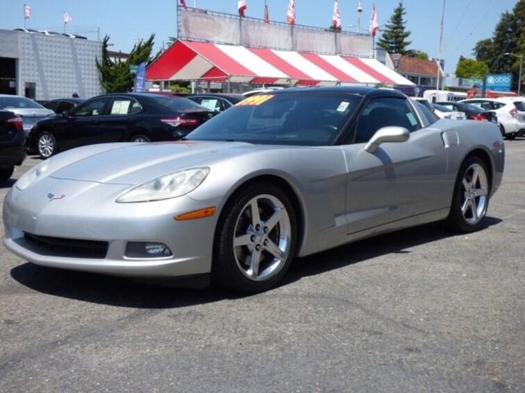 Used 2007 Chevrolet Corvette Base Coupe Oakland CA