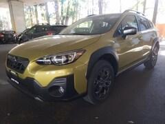 Used 2021 Subaru Crosstrek Sport SUV for sale in Oakland