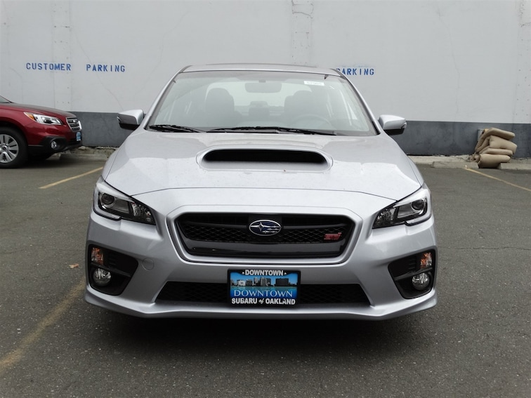 certified used 2017 subaru wrx sti limited for sale in oakland ca jf1va2z61h9841957. Black Bedroom Furniture Sets. Home Design Ideas