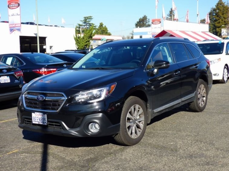 Certified 2018 Subaru Outback 2.5i Touring with Starlink SUV Oakland CA