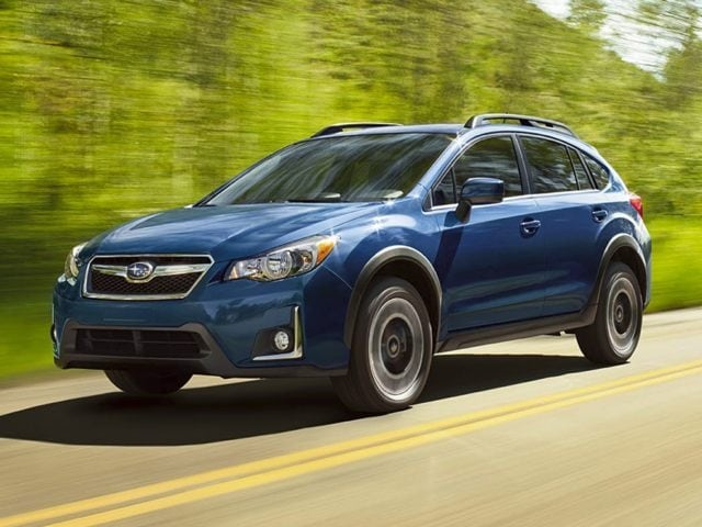 Subaru hybrid models