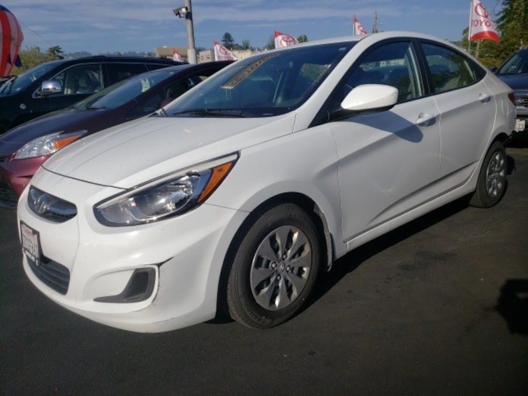 Used 2017 Hyundai Accent Sedan Oakland CA