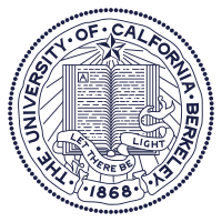 University of California Berkeley Emblem