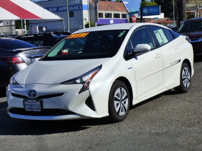2016 Toyota Prius Two Eco Hatchback