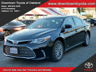 New 2017 Toyota Avalon Hybrid Limited Sedan