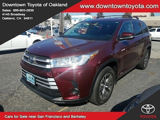 New 2018 Toyota Highlander Hybrid LE V6 SUV for sale Philadelphia