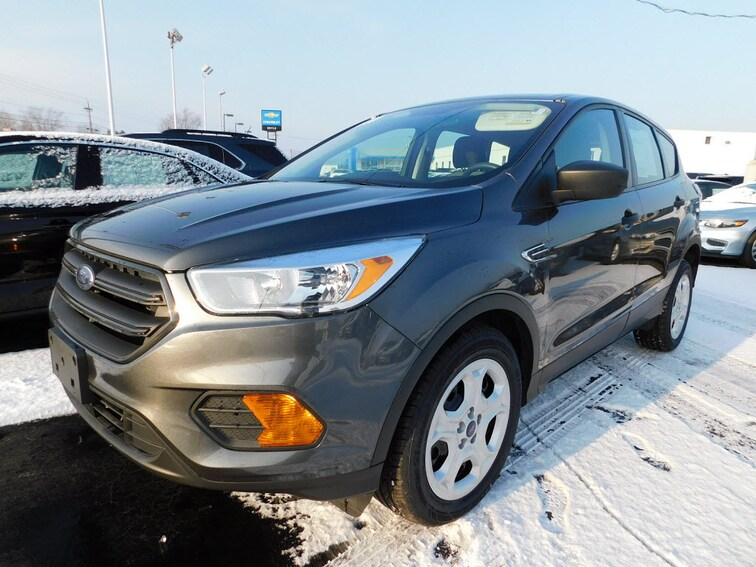 Used 2017 Ford Escape S SUV Webster, NY
