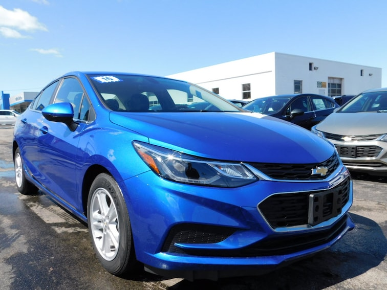 Used 2016 Chevrolet Cruze LT Auto Sedan Webster, NY